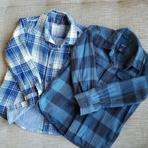 GAP bundle/Boys shirts (age 4-5)